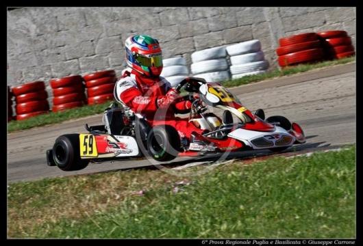 DR continues winning streak in Rotax Italia Series