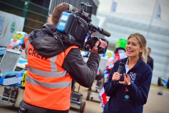 FKS 2016 covered by Sky Sports F1