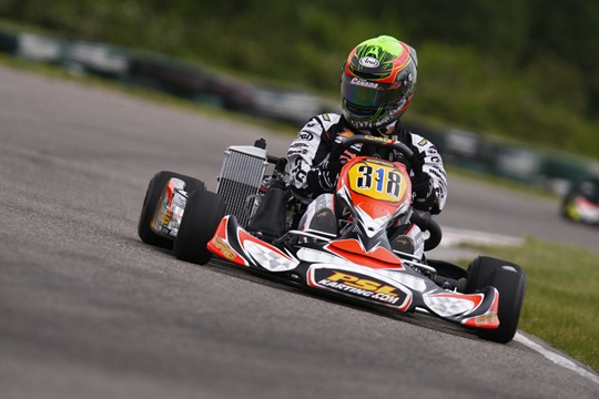 ROUNDS THREE AND FOUR OF THE ECKC SERIES UP NEXT FOR TEAM PSL KARTING