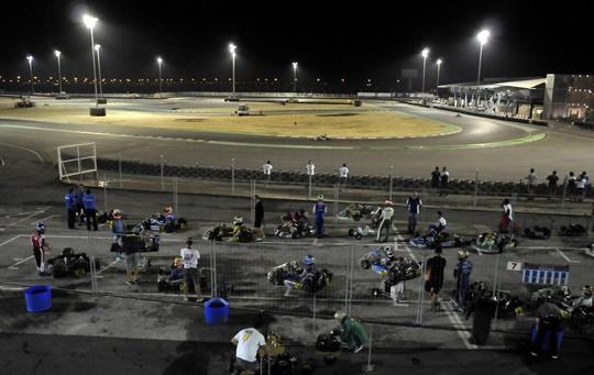 The World CIK-FIA Championship KF-KFJ ends in Bahrain