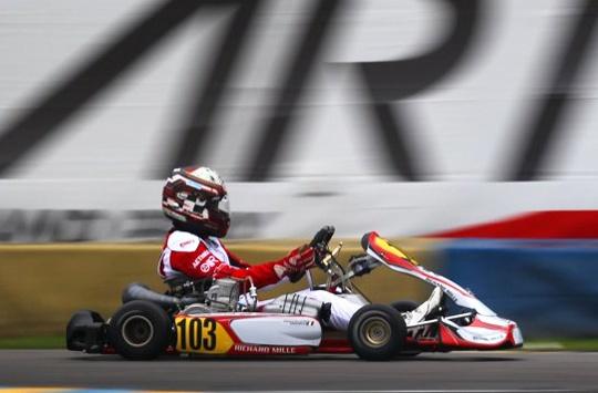 ART Grand Prix set for more success in 2014