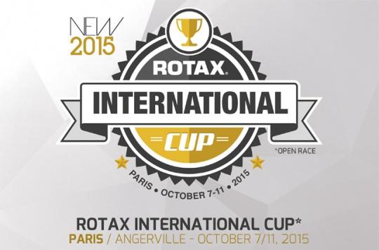 Rotax International Cup registration open