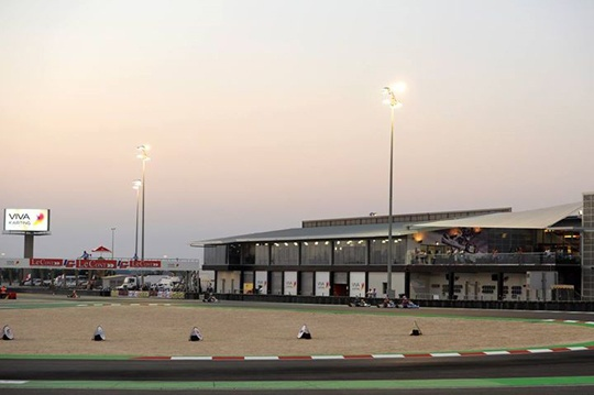 The suspense unwinds in Bahrain