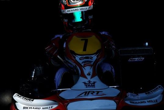 Rain spoils ART Grand Prix promising weekend in Sarno
