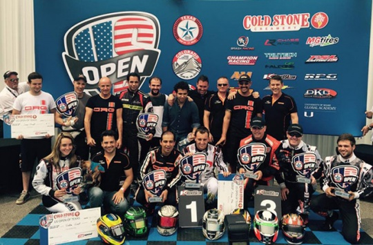 CRG USA line up for round 2 of US Open