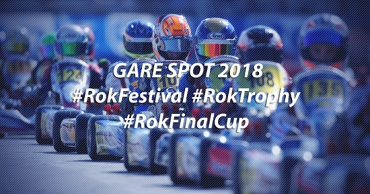 Spot events. Rok Festival  the first of 2018