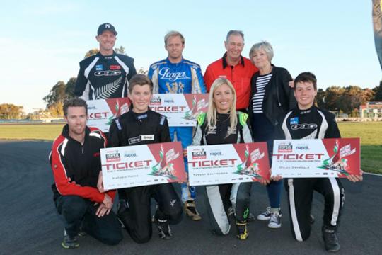 Rotax Max Challenge NZ, Agrisea Raceway - Rounds 7 & 8, September 11