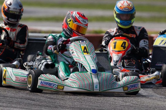 Amstrong in France for CIK-FIA European Championship opener