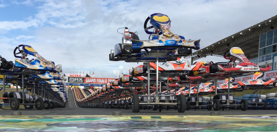 The desert gear: chassis partners  for the RMC Grand Finals 2021 in Bahrain