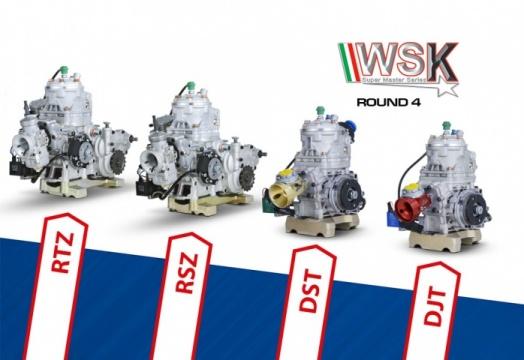 Vortex ends the WSK Super Master Series with a flourish
