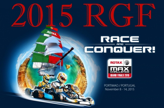 Meet the chassis of the 2015 RGF