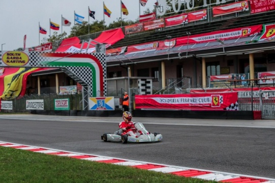 From dreams to reality: Charles Leclerc in F.1!