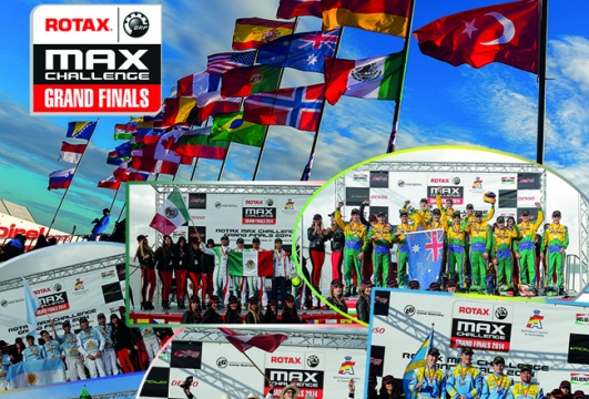 Team Constest at the Rotax Grand Finals
