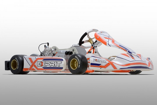 New Exprit Kart chassis 2017