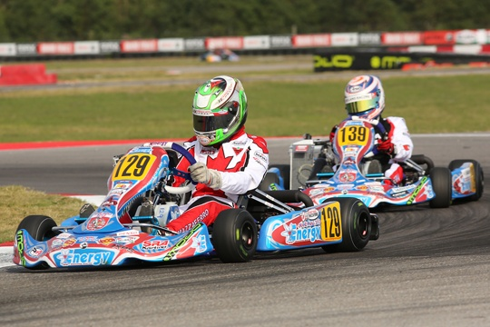 Rotax Grand Finals time to get serious