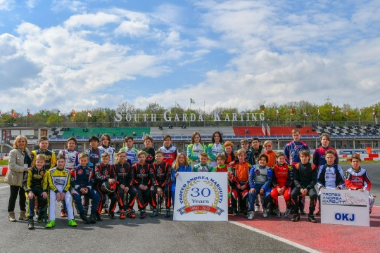 The 31st Andrea Margutti Trophy will take place at the International Circuit 7 Laghi