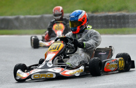 Crg protagonist of the German Championship and the Euro Challenge