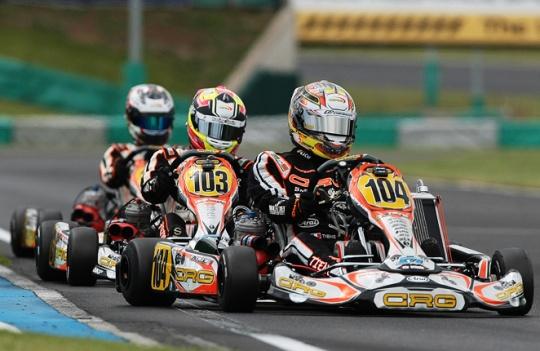Crg heads to La Conca  for the KF-KFJ World Championship