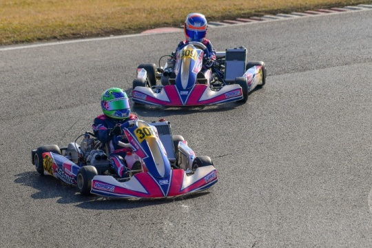 Kosmic shows good drivers development in 24th edition of Winter Cup