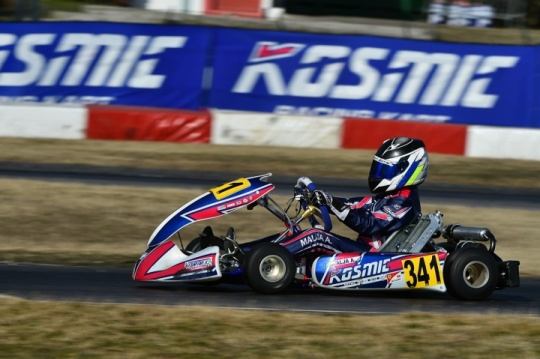 Kosmic Racing Department to continue the 'momentum' at Muro Leccese
