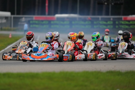 BNL Karting Series announced revised calendar for 2020