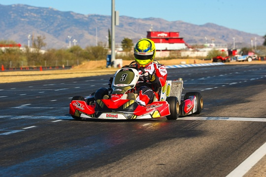 2017 Challenge of the Americas, Musselman Honda Circuit  - Round 1, January 29 2017