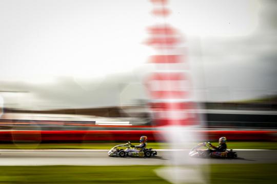 Tom Braeken completes the 2020 racing season