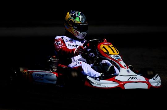 Massive ART Grand Prix comebacks on display at Genk