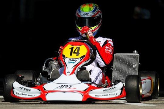 ART Grand Prix stronger than adversities
