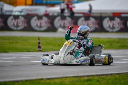 Marco Ardigò is back in Winning in Sarno
