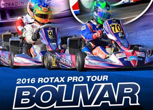 2016 Australian Rotax Pro Tour Rnd. 5 - Supplementary regulations