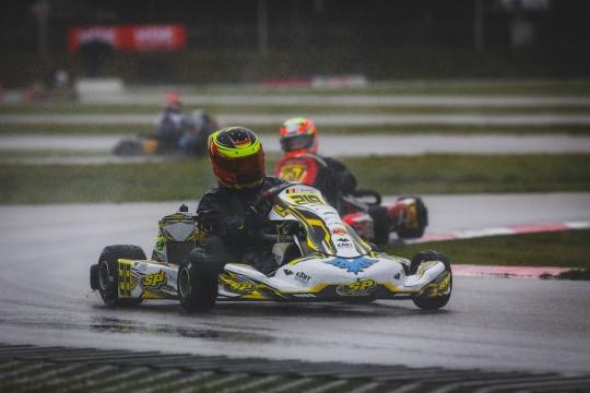 Two-faced weekend for Tom Braeken in Genk