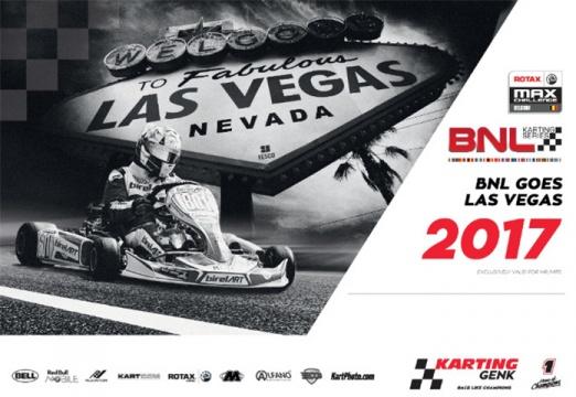 Apex by Vega and Las Vegas for BNL Karting Series