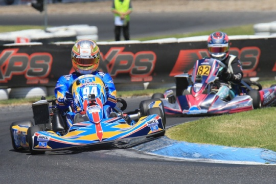 Rotax Pro Tour, Todd Road Go Kart Track - January 29 2017, 1st round