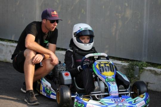 Good weekend for Kiwi female karters