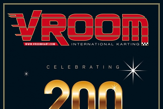 Vroom International February 2018 out now!