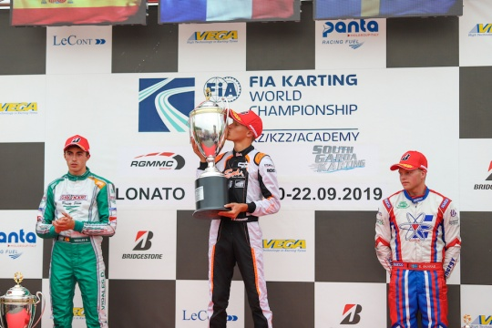 Radio Box: Is Denner back for the Lonato World Championship?