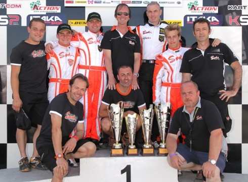 An explosion of titles for Sodi!