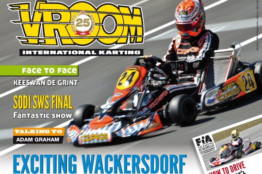 VROOM n.145 Exciting Wackersdorf