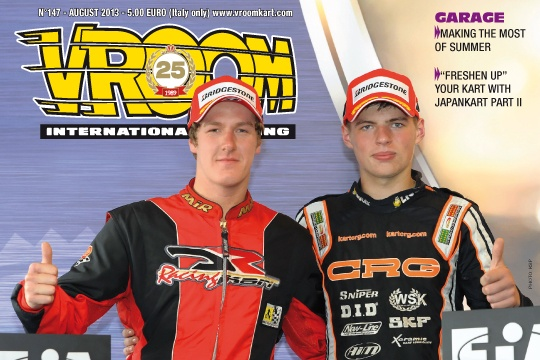 VROOM n.147 European Champions