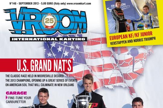 VROOM n.148 U.S. Grand Nat's