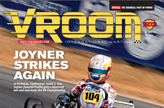 Vroom International July 2016 out now!