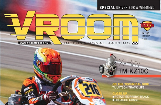 Vroom International May 2017 out now!