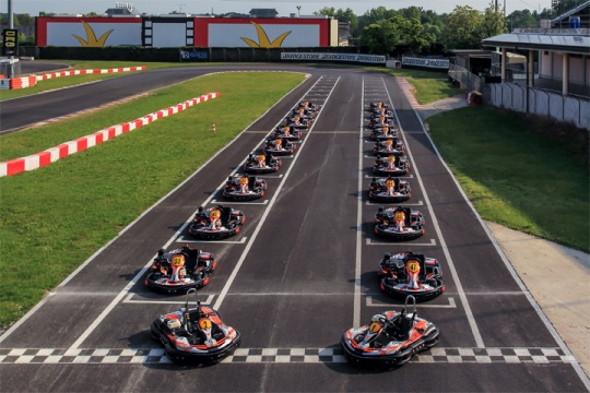 South Garda Karting renewed also in its rental karting fleet by CRG
