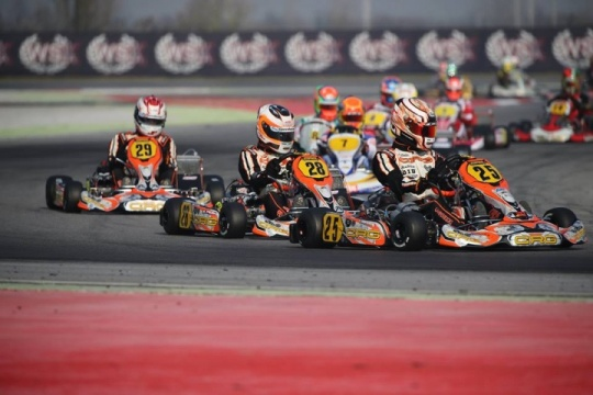 WSK Champions Cup - KZ2, final