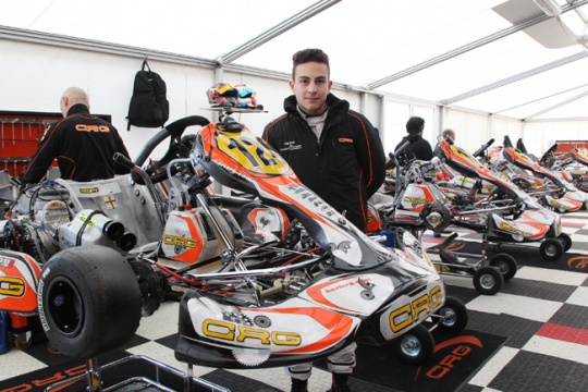 CRG chasing success at the 20th Winter Cup