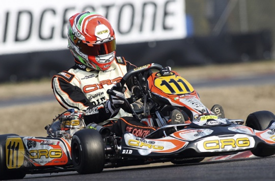CRG hunting a good result in the WSK