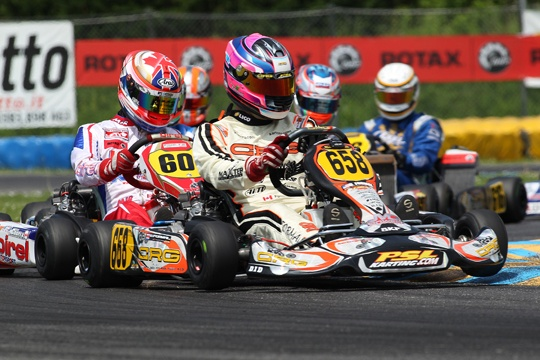 Big emotions for CRG in the double round of Zuera and Castelletto