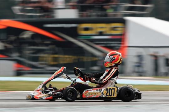 Double European round for CRG in Zuera (CIK-FIA) and Castelletto (ROTAX)