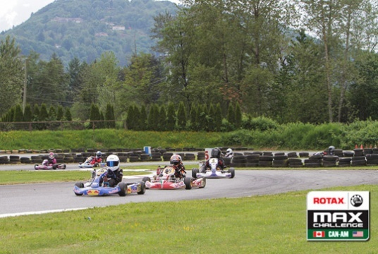 Series Finale of Rotax Can-Am Prokart Challenge set for Canada